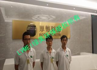 深圳市厚币财富投资管理有限公司治理工程