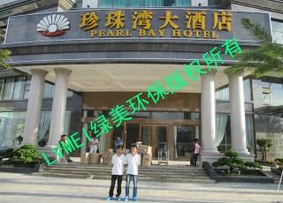 阳江珍珠湾大酒店治理工程