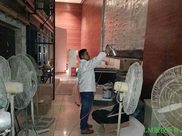 室内空气净化案例-华为集团公司